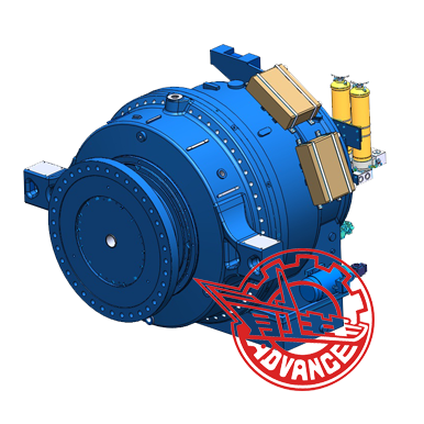3.6MW Series Wind Turbine Gearbox